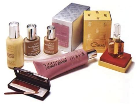 Mascara Ultima cosmetics and skin revlon post 1960