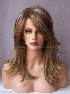 women s golden strawberry blonde shaggy layered cut with 1000 ideas about long choppy hairstyles on pinterest