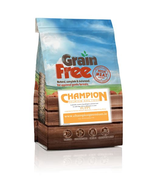 grain free puppy food chion grain free puppy with chicken sweet potato carrots and peas 2kg food