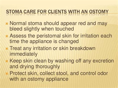Normal Characteristics Of Stool by Elimination Nursing
