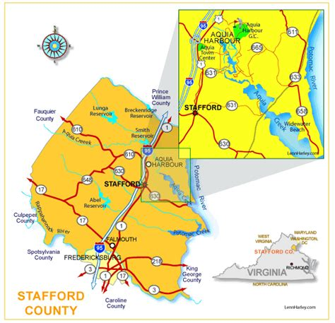 Stafford County Search Aquia Harbour A Gated Waterfront Community In Northern Stafford County Virginia
