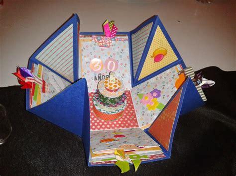 imagenes cajas para colocar regalos de cumpleaos madela manualidades cajas explosivas o cajas sorpresa