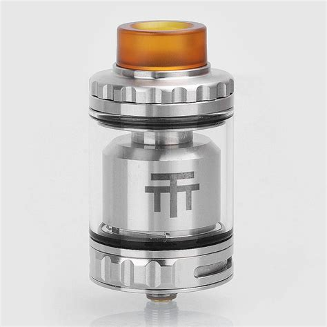 Vandy Finder Authentic Vandy Vape 28 Rta Silver 4ml 28mm Tank