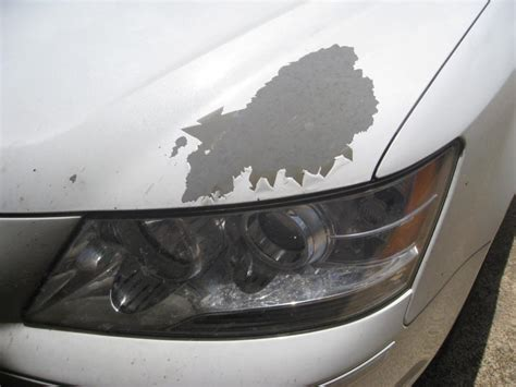 hyundai sonata paint flaking   complaints