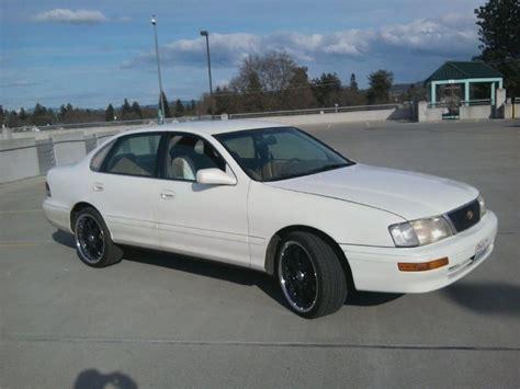 1997 Toyota Avalon Cmraftis S 1997 Toyota Avalon In Spokane Wa