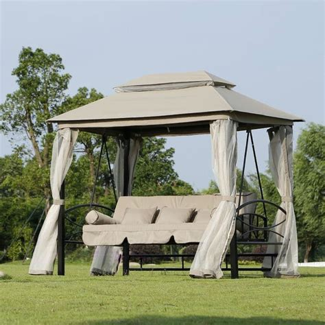 cheap patio swings with canopy online get cheap patio canopy swing aliexpress com