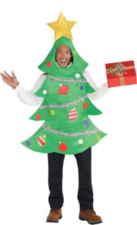 adult christmas tree costume party city