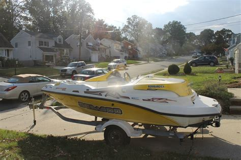sea doo bombardier boat sea doo bombardier 2004 for sale for 200 boats from usa