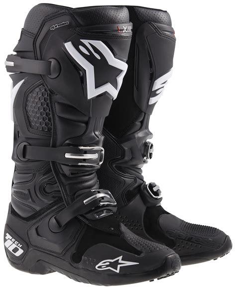 alpinestar tech 3 motocross boots alpinestars tech 10 boots revzilla