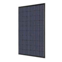 Hyundai 250 Watt Solar Panels Hyundai His S250mg Bl 250 Watt Black Solar Panel