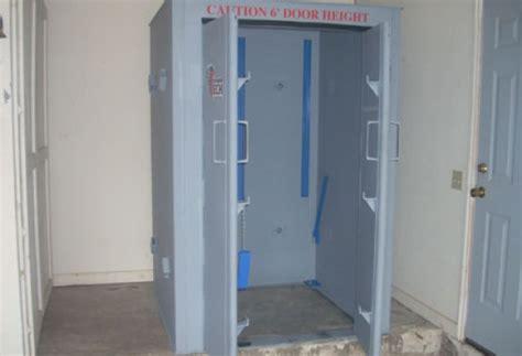 Bottom Drawer Okc by Tornado Door Door Or Door For Safe Room Construction