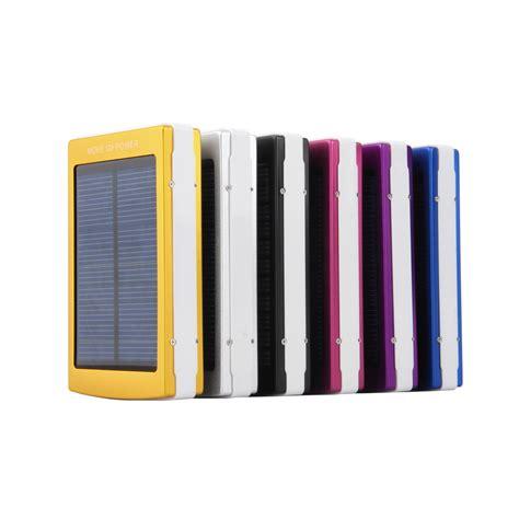 Power Bank Asus 9900 50000mah dual usb portable solar battery charger power