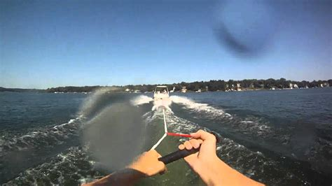 Water Gopro water skiing gopro chest mount
