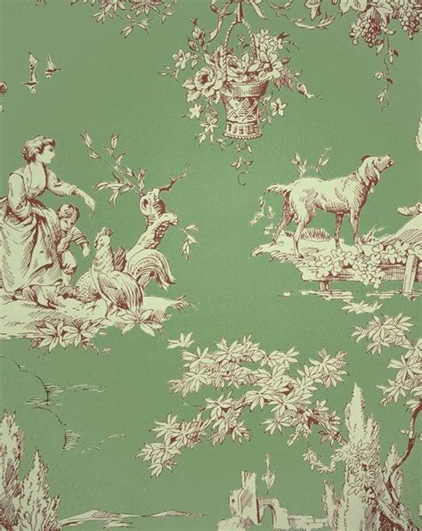 toile wallpaper pinterest toile wallpaper toile and wallpapers on pinterest