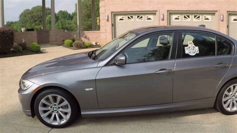 328i 2011 Specs by Hd 2011 Bmw 328i Sedan Space Gray Used For Sale Info