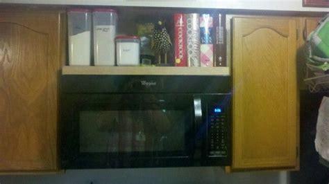 Range Microwave Shelf by The Range Microwave Shelf Kitchen Ideas