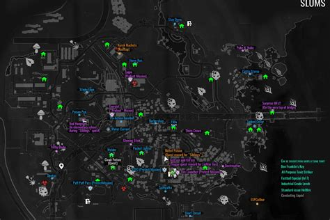 Light Locations by Dying Light Blueprint Locations Map And List View