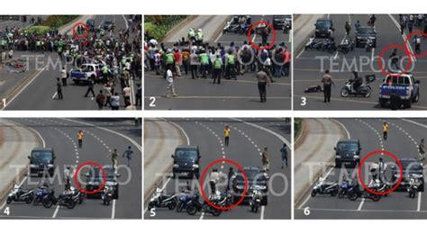 salah kostum in english bom sarinah kesaksian fotografer tempo rekam aksi pelaku