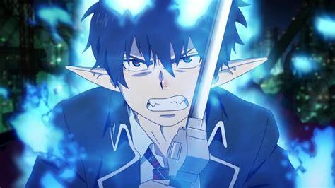 blue exorcist film gum gum blue exorcist the movie anime animeclick it