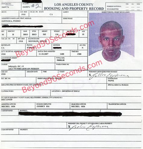 Lax Arrest Records Los Angeles County Arrest Records Free Search Helpdeskz