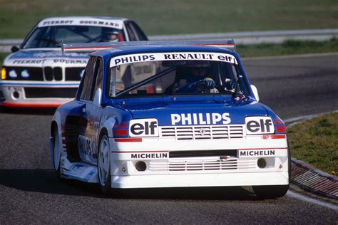 renault 5 maxi turbo renault in motorsport over the years