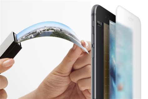 apple order to samsung for 70m units of bendable oled panel
