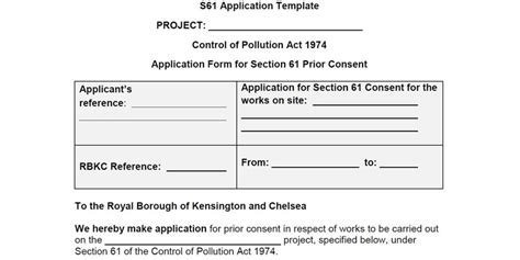 Noise Assessments In Support Of Section 61 Consent
