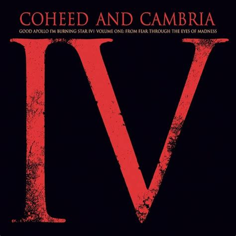 coheed and cambria apollo i m burning iv volume