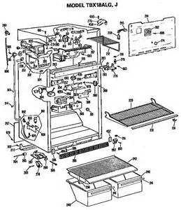 ge refrigerator diagrams ge free engine image for user manual