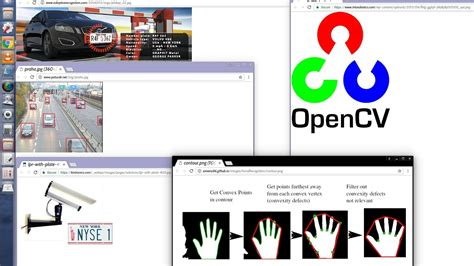 Tutorial Opencv Linux | opencv c on linux tutorial 8 how to build an opencv