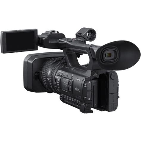 Sony Camcorder Pxw Z150 sony pxw z150 4k xdcam camcorder announced times