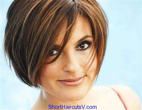mariska hargitay short hairstyles front and back views hargitay mariska shoulder length hairstyles mariska
