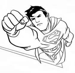 superman coloring pages fotolip rich image wallpaper
