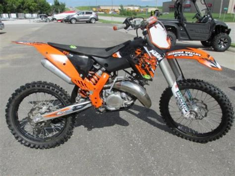 2009 Ktm 125 Sx For Sale Buy 2009 Ktm 125 Sx Competition On 2040 Motos