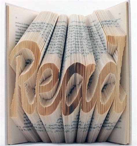 Folding Paper Books - 25 best ideas about folded book on book