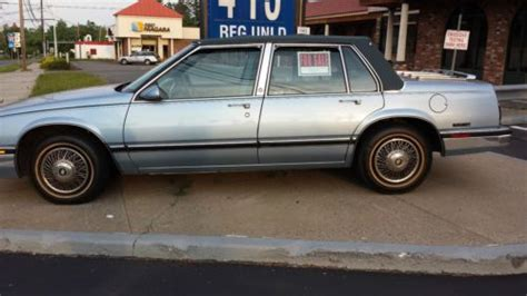 where to buy car manuals 1989 buick lesabre spare parts catalogs find used 1989 buick lesabre limited sedan 4 door 3 8l in norwalk connecticut united states