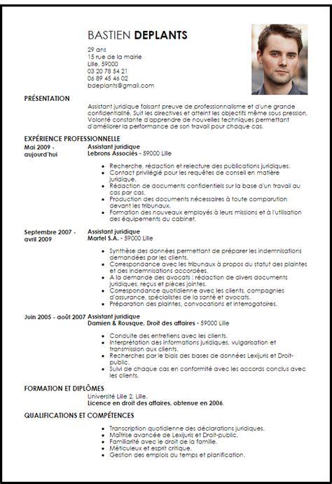 Exemple De Lettre Juridique Exemple Cv Assistant E Juridique Livecareer