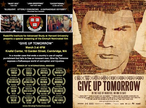 Film Give Up Tomorrow | uncategorized give up tomorrow page 2