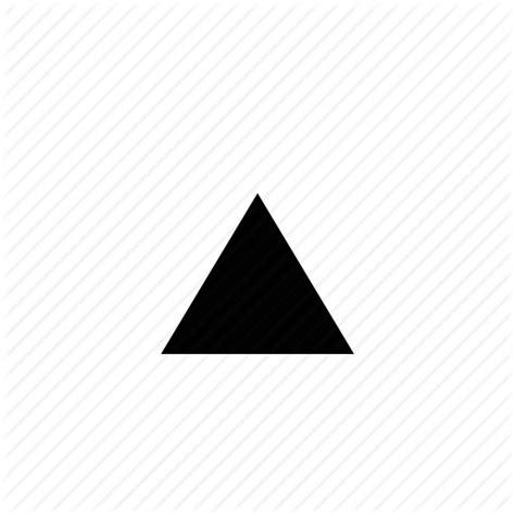 small triangle template arrow triangle icon icon search engine