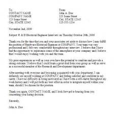 emailing resume subject line job interview thank you letter example