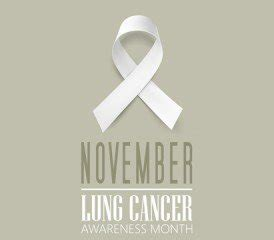 lung cancer awareness month lung cancer awareness month how can you get involved