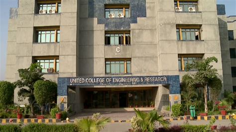Allahabad Mba Fee Structure by Fee Structure Of United College Of Engineering And