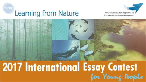 Cleanedison Annual Essay Contest by International Essay Contest For Is An Annual Essay Contest Organized By The Goi