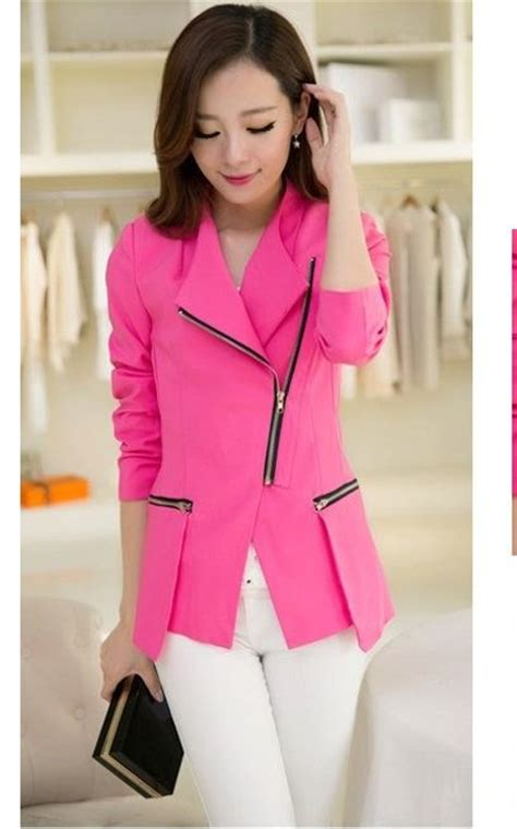 Baju Blazer Wanita blazer wanita modern busana kerja wanita baju korea