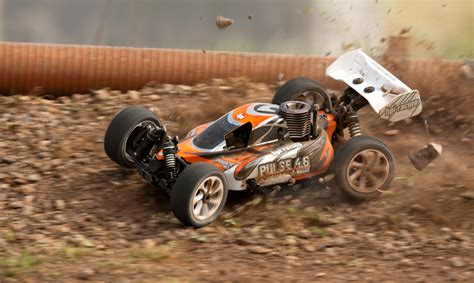 Hpi Racing Pulse 4 6 Buggy 2 4ghz 101376 Front Shock Pr Genuin 107020 pulse buggy 4 6