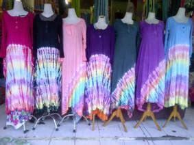 Gamis Pelangi Bali tiedye bali baju dress pelangi soft colour the special