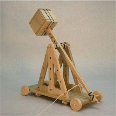 Leonardo Da Vinci 2182 by Catapult Science Projects And Kinetic Energy On