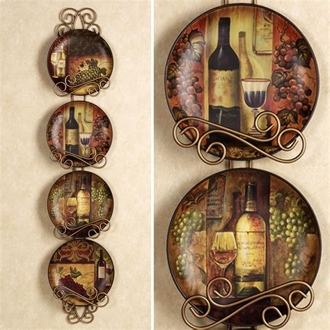 classy kitchen grape decor kitchens wine and grape decor for kitchen decorative