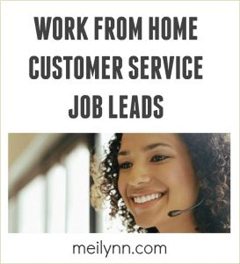 work from home customer service time meilynn