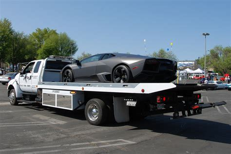 flat bed tow truck century specialized towing transport ford flatbed tow tr